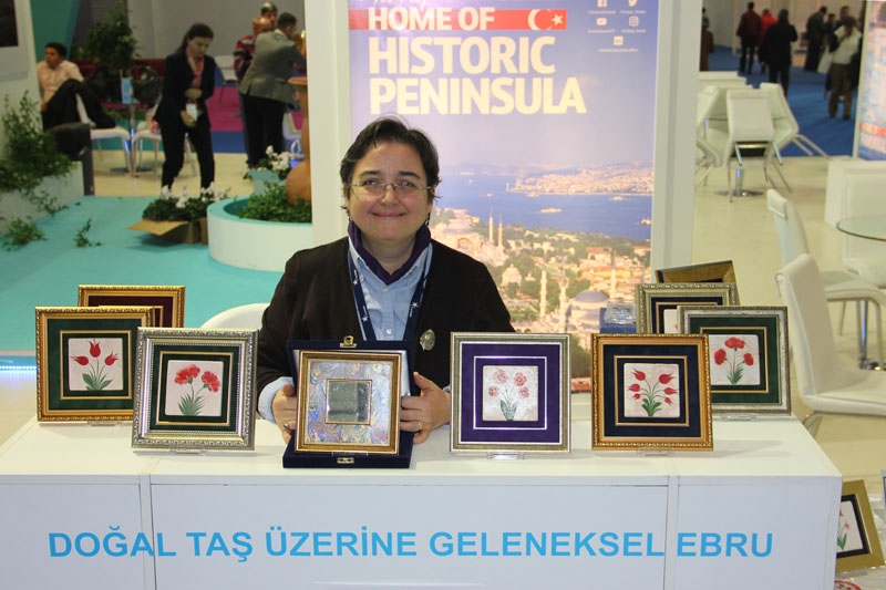 Estetik Ebru Travel Turkey 2016'da